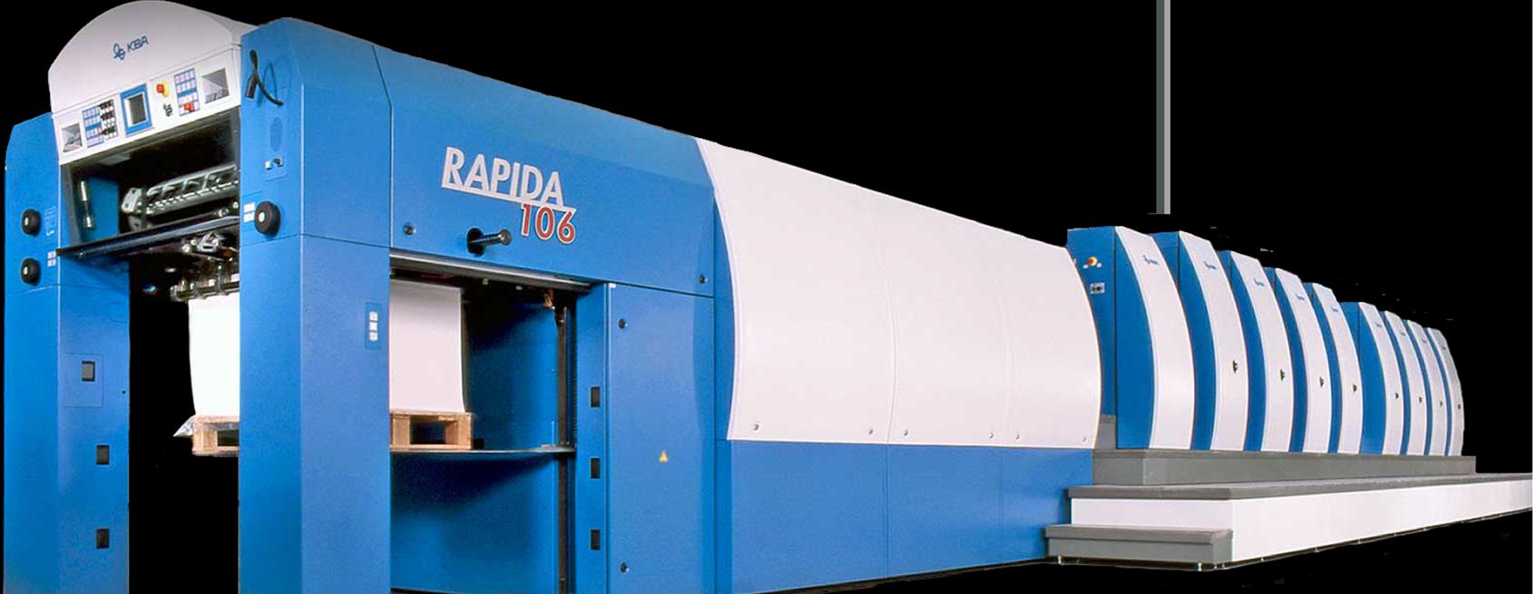 KBA Machine