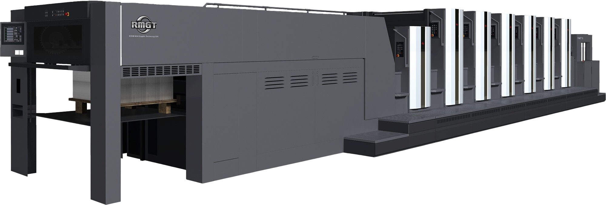RMGT RYOBI Machine
